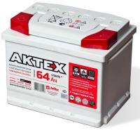 Аккумулятор АкТех 64 А EN 570A R+