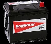 Аккумулятор HANKOOK 75D23L 65 A EN 580A R+