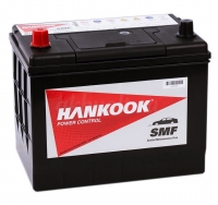 Аккумулятор HANKOOK 80D26R 70 A EN 600A L+