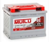 Аккумулятор Mutlu SFB 60 A EN 600 A R+ LB2