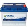 Аккумулятор Varta Blue Dynamic 70 A EN 630 A L+ D26 /570 413 063