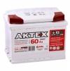Аккумулятор АкТех 60 А EN 540A L+