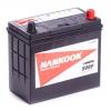 Аккумулятор HANKOOK 55B24RS 45 A EN 430A L+