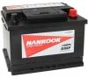 Аккумулятор HANKOOK 55 А EN 480A L+ (55565)