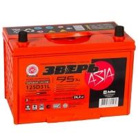 Аккумулятор ЗВЕРЬ Азия 125D31L 95 А EN 930A R+